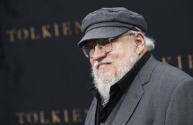George R.R. Martin denied permission to build a castle library in his backyard