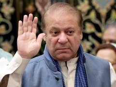 Pakistan High Commission in UK receives Nawaz Sharif's arrest warrants