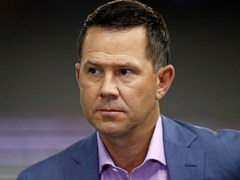 Pressure off players at closed-door IPL, says Ponting