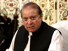 Nawaz hits out at 'establishment'