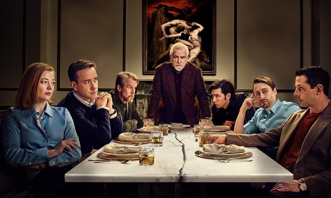 Schitt's Creek and Succession dominate Emmy Awards