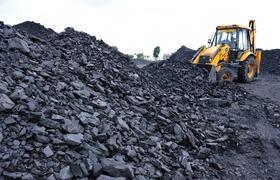 Coal burning out?