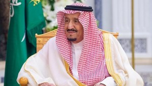 In U.N. debut, Saudi king calls for comprehensive solution on Iran