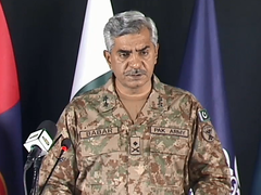 Political issues will be resolved in parliament, legal matters in courts, says COAS Bajwa