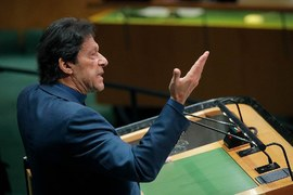 Prime Minister Imran Khan on Poverty, Financial Accountability, and Transparency at high-level UNGA panels