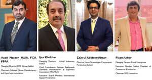 An interview with SME-based exporting industries in Sialkot