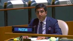 Kashmir will never become a part of India, Pakistan tells UN