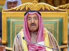Kuwait's emir, Sheikh Sabah, dies at age 91