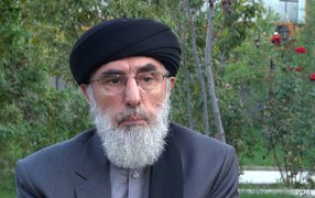 Afghan peace process: Gulbuddin Hekmatyar reaches Islamabad on three-day visit
