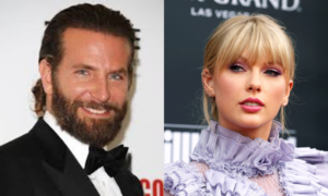 Taylor Swift and Bradley Cooper will auction their guitars for COVID-19 relief