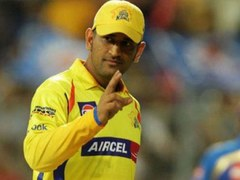 Dhoni admits Chennai's failure after Royals thumping
