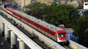 Punjab govt fixes Rs40 fare for Lahore Orange Metro Train service