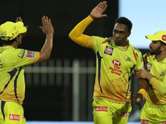 Chennai's Bravo out of IPL with groin injury