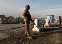 """NATO Secretary General urges Taliban to reduce """"unacceptable levels of violence"""""""