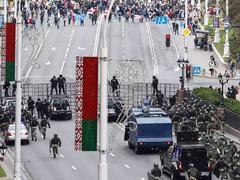 Belarusians protest Lukashenko ahead of strike ultimatum