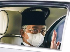 Malaysian king rejects PM's push for emergency powers