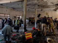 Peshawar attack: Afghan peace process may have been the target