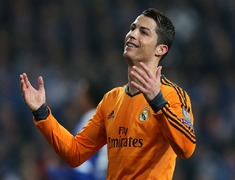 Ronaldo left out of Juve squad to face Barcelona