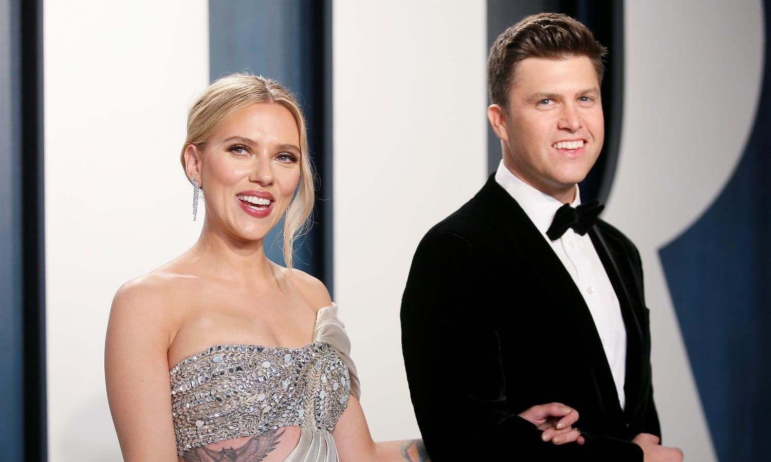 Scarlett Johansson ties knot with comedian Colin Jost in a lowkey ceremony