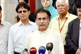 I have 'many secrets' but never made irresponsible statements: Ayaz Sadiq