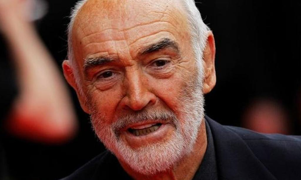 Former James Bond actor Sean Connery dies aged 90
