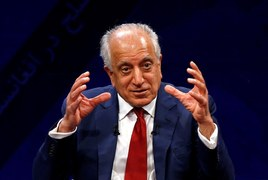 Khalilzad welcomes Pak-Afghan joint vision, says it is an opportunity to move forward on peace