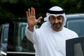 Abu Dhabi crown prince, Israeli PM nominated for Nobel Peace Prize