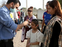 Pakistan records highest coronavirus cases since July with 3,306 new infections