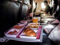 Coronavirus: Airlines can no longer offer meals, beverages on domestic flights