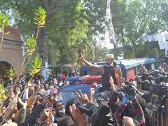 Ali Musa Gillani released on bail ahead of PDM rally in Multan