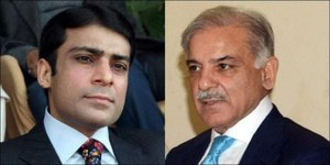 Shehbaz, Hamza released on five day parole