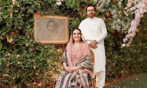Bakhtawar Bhutto-Zardari gets engaged in private ceremony in Karachi