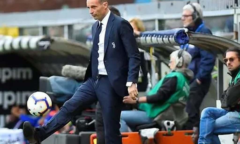 Allegri eyes coaching role in Premier League