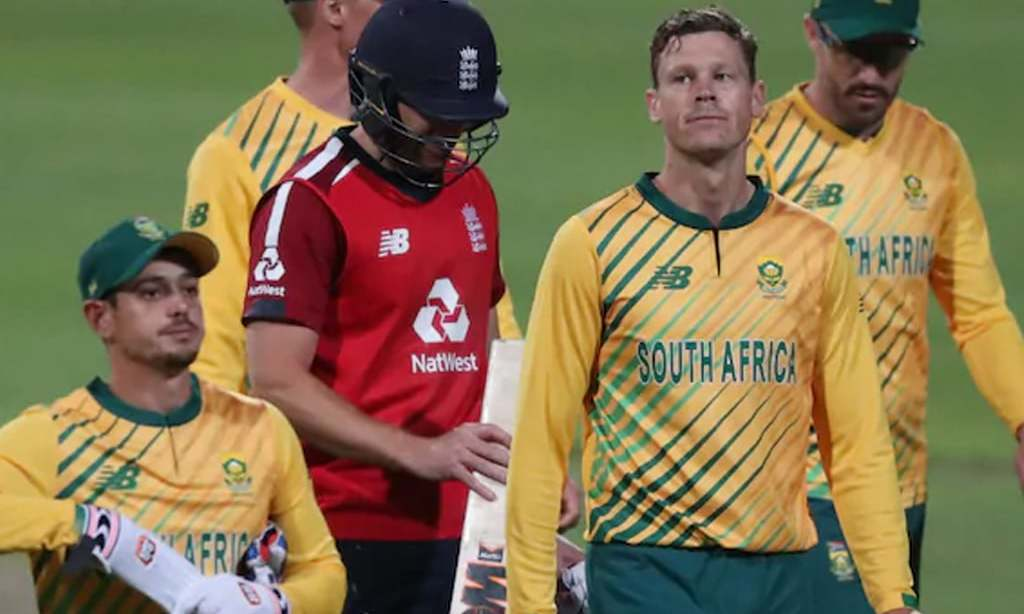 South Africa, England ODI series to go ahead