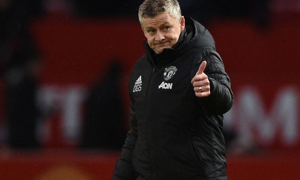 Solskjaer can't think past 'next six games' at Man United