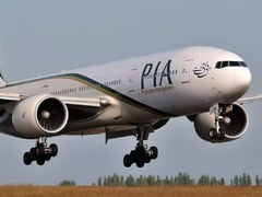 Malaysian authorities seize PIA's aircraft at Kuala Lumpur Airport as part of legal dispute