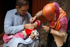 Nationwide polio drive: Report reveals 98 percent of the set target achieved across Pakistan