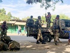 At least 83 killed in fighting in Sudan's Darfur: medics