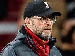 Klopp says Liverpool have a fight on their hands to finish in top four