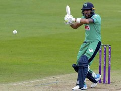 Singh on song as Ireland crush UAE to square series