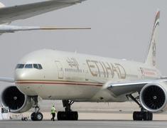 Abu Dhabi's Etihad to resume Qatar flights next month