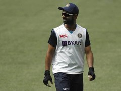 Rousing welcome for India's Rahane on return from Australia