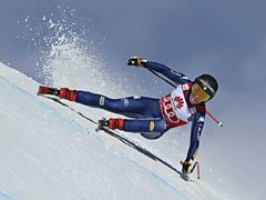 Goggia claims back-to-back Crans-Montana downhill victories