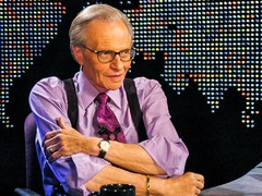 Larry King dies aged 87 after catching coronavirus