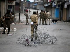 Indian Army forcibly used madrasas for Indian Republic Day events in occupied Kashmir