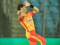 Mohammad Wasim wants to make most out of HBL PSL 6