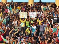 PCB to invite 50 per cent crowds for Karachi-leg matches