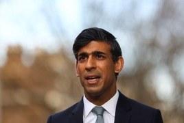 UK's Sunak says public finances won't be fixed overnight