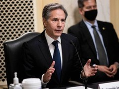 US calls for release of Hong Kong democracy campaigners: Blinken