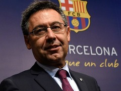 Former Barcelona president Bartomeu, CEO Grau  arrested amid Camp Nou raid